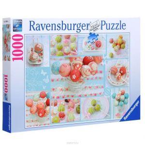 Puzzle Ravensburger 1000 dílků - cukrovinky  193684