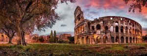 Puzzle Ravensburger 1000 dílků panorama - Colosseum 150779