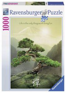 Puzzle Ravensburger 1000 dílků - strom Zen  193899