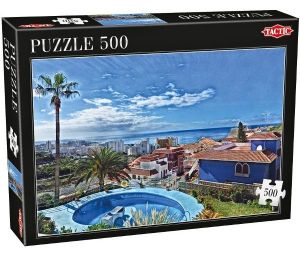 Puzzle Tactic  500 dílků - Modré nebe   53563