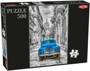 Puzzle Tactic 500 dílků - Veterán v Římě 53561
