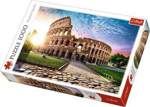 TREFL Puzzle 1000 dílků  Koloseum ve slunečním svitu  10468