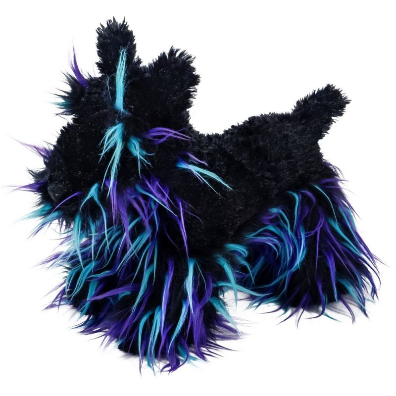 BEPPE - Pejsek Dexter modro-černý 31 cm 12846