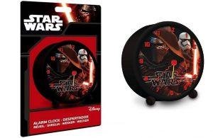 Elektronický budík - Star Wars VII - černý