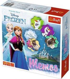 Hra Trefl  -  Memos - Pexeso - Frozen - Ledové království   01602