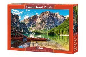 Puzzle Castorland  1000 dílků -  Dolomity Itálie  103980