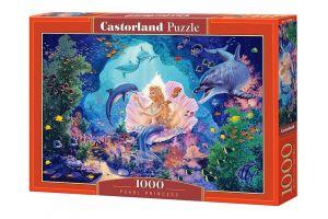Puzzle Castorland  1000 dílků -  Perlová panna  103966