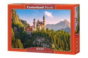 Puzzle Castorland  1000 dílků -  Zámek Neuschwanstein 103706