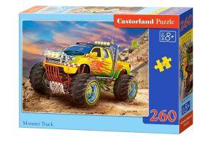 Puzzle Castorland 260 dílků - Monster Truck  27330