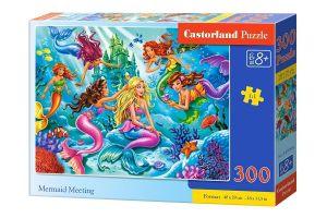 Puzzle Castorland 300 dílků - Setkání mořských víl  030309