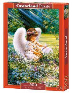 Puzzle Castorland 500 dílků -  Andílek 52820