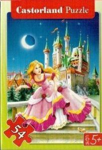 puzzle Castorland 54 dílků mini - pohádky - Popelka b