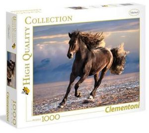 Puzzle Clementoni 1000 dílků - Kůň  39420