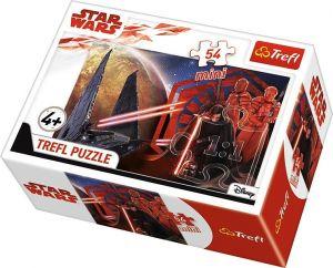 Puzzle mini 54 d - Trefl - Star Wars -  poslední Jedi    19598