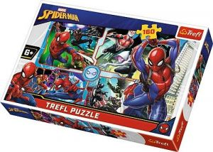 Puzzle Trefl 160 dílků - Spiderman   15357