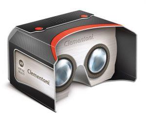 Clementoni puzzle 1000 dílků Virtual Reality - Londýn 39428
