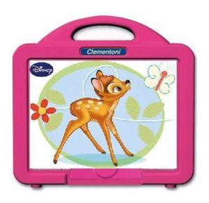 CLEMENTONI Dětské obrázkové kostky  ( kubus ) - Zvířátka Disney  v kufříku 41343