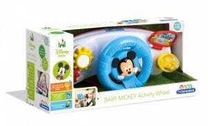 Clementoni - Interaktivní volant Mickey Mouse   17213