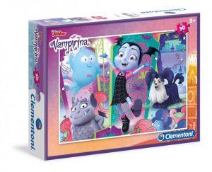 Clementoni puzzle 30 dílků - Vampirina  08519