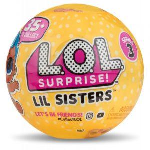 L.O.L. Surprise Sestřička - série 3 MGA Entertainment