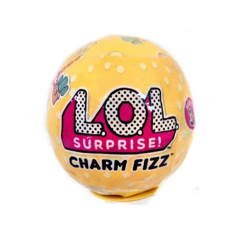 L.O.L. Surprise - Šumivá koule s překvapením - příslušenství pro panenky - série 3 MGA Entertainment