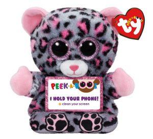 Meteor TY - Peek a Boos - držák na mobil - leopard Trixi 00008 TY Inc. ( Meteor )