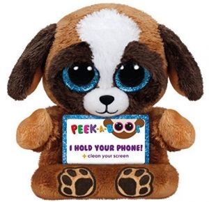 Meteor TY - Peek a Boos - držák na mobil - pejsek Pups 00004 TY Inc. ( Meteor )