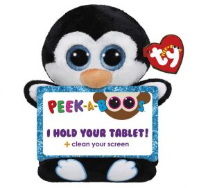 Meteor TY - Peek a Boos - držák na mobil - tučňák Penni 00001 TY Inc. ( Meteor )