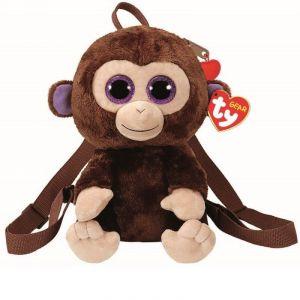 Meteor TY - plyšový batoh - opička Coconut    95002
