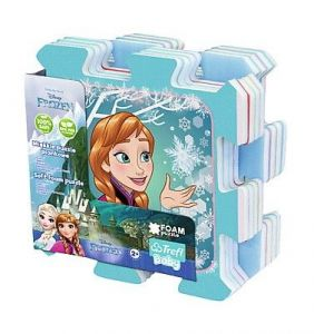 Pěnové puzzle - koberec - Frozen  60916