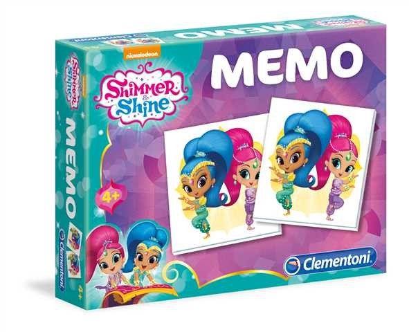 Pexeso ( Memo ) Clementoni - Shimmer & Shine 18002