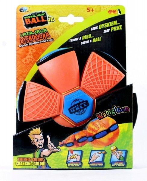 Phlat Ball junior chameleon - měnící barvu - oranžová-žlutá EP Line