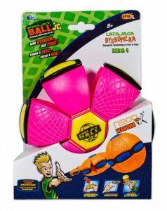 Phlat Ball junior -  Růžová barva