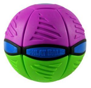 Phlat Ball V3 - série 4 -  fialovo-zelená  barva