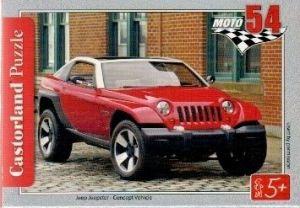 puzzle Castorland 54 dílků mini - terénní auta - Jeep Jepster