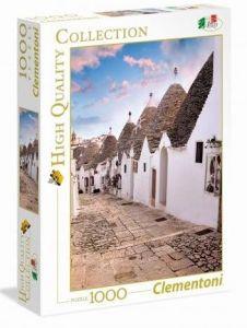 Puzzle Clementoni 1000 dílků - Alberobello    39450