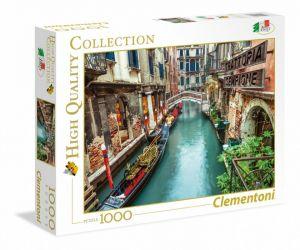 Puzzle Clementoni 1000 dílků - Benátky    39458