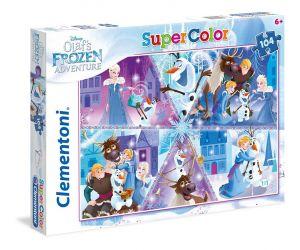Puzzle Clementoni 104 dílků  -  Frozen - Ledové království    27094