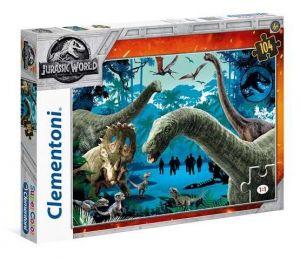 Puzzle Clementoni 104 dílků  - Jurassic World   27098