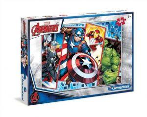 Puzzle Clementoni 180 dílků  - Avengers  07343