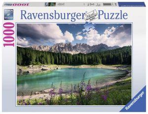 puzzle Ravensburger 1000 dílků - Dolomity -  198320