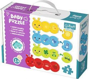 Puzzle Trefl  Baby  Barvy  36079