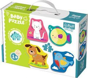 Puzzle Trefl  Baby   Zvířátka     36074
