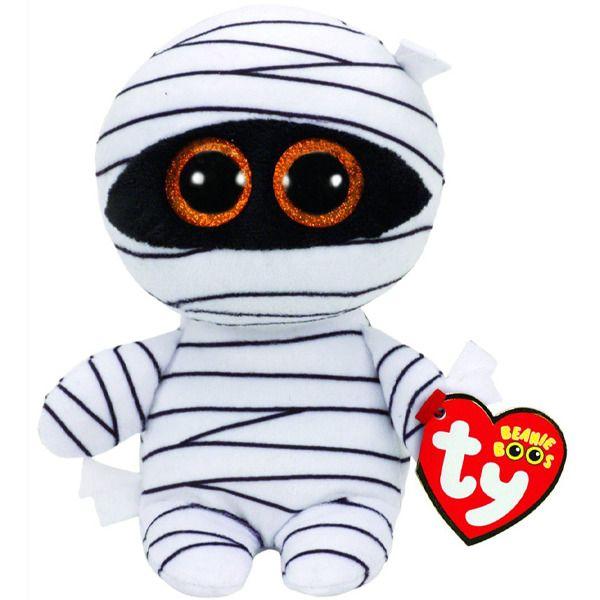 TY Beanie Boos - Mummy - bílá mumie 37234 - 15 cm plyšák TY Inc. ( Meteor )