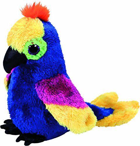 TY Beanie Boos - papoušek Wynnie 36885 - 15 cm plyšák TY Inc. ( Meteor )
