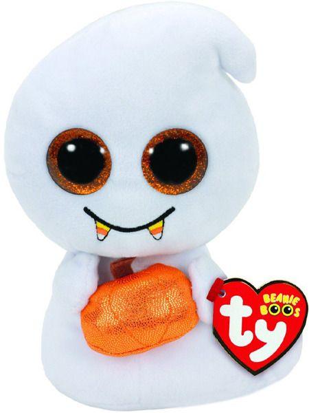 TY Beanie Boos - Scream - duch 37236 - 15 cm plyšák TY Inc. ( Meteor )