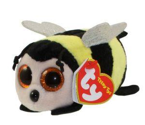 Plyšák TY - Teeny Ty´s - malá plyšová zvířátka - včelka Zinger 10 cm