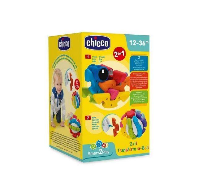 Chicco - magický míček 2v1