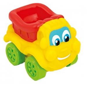Clementoni Baby - měkoučké autíčko - sklápěčka