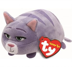 Plyšák TY - Teeny - tajný život mazlíčků  10 cm - Chloe   42196